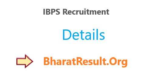 IBPS Recruitment 2020 : 1167 Vacancies